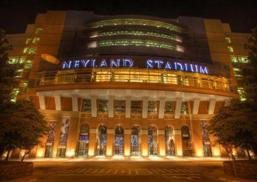 Neyland Stadium Finished Product